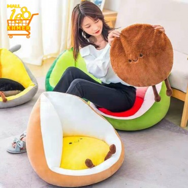 Fruit shaped lazy chair