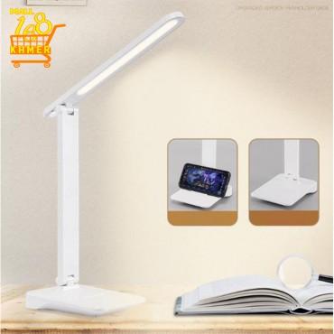 Multi-mode folding table lamp